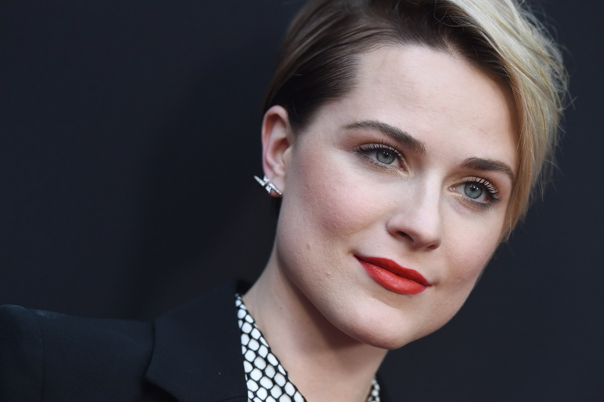 Rape Survivor Evan Rachel Wood Explains Why She Hasn't Named Her Assailants